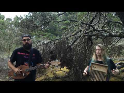 Coffin Guitar Swamp Blues