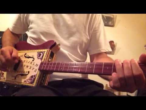 Goin Down South On Cigar Box Guitar