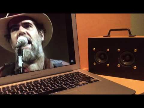 Oliva Nub Connecticut 464T Cigar Box Amplifier/Speaker #2