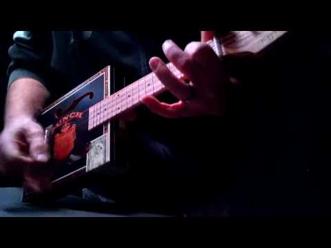 """Punch Shuffle Blues"" by Kenny Wayne of Kentucky Mojo"