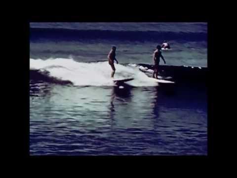 Pier 17---Surfin' with a CBG!!