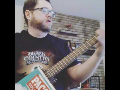 I'll Fly Away - Mark Hunt - Tin can guitar