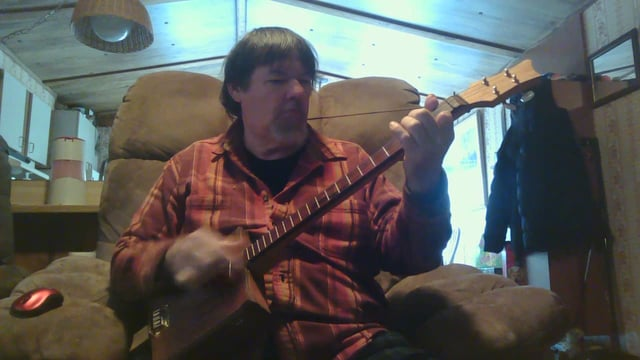 Merry Cigarbox Guitar Christmas