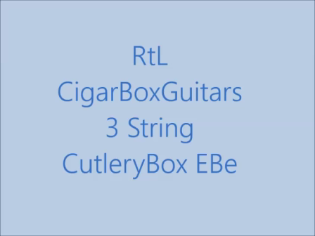 EBe CutleryBox Demo  4/17 by RTL CBGs