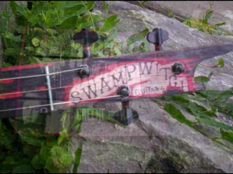 HOUND OF THE BASKERVILLES SWAMP WITCH GUITAR FOR CHRIS L