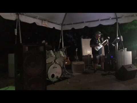 Hound Dog (3-string cigar box guitar)