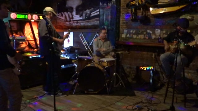Jittery Jay's CBG featured at the Radioflyer Blues Jam