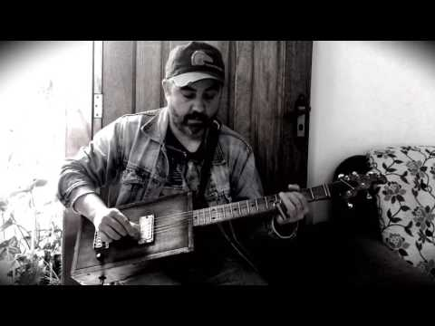 Shuffle Blues - CBG Barn Wood Guitar