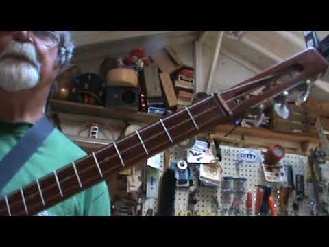 How To for Autumn Leaves on 3 String CBG