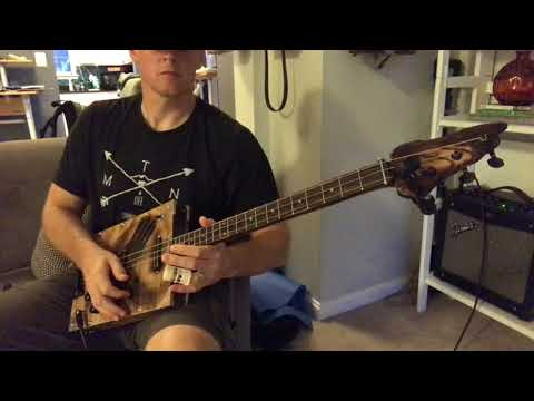 Dirty Roots Box 3 String Sound Test