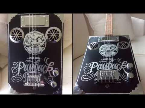 DMR Guitars