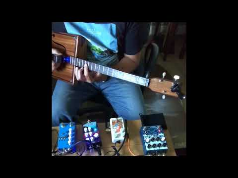 Lullaby for Cigarbox Guitar