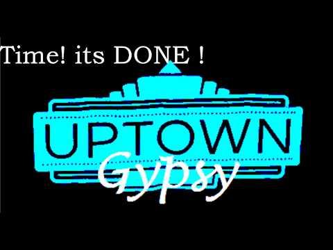 Uptown Gypsy     A D Eker   2017