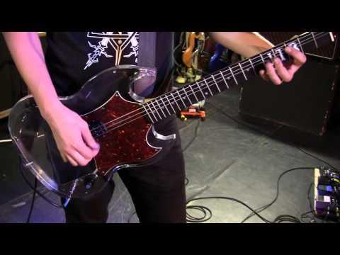 JEFF The Brotherhood's Jake Orrall on his custom three-string guitar