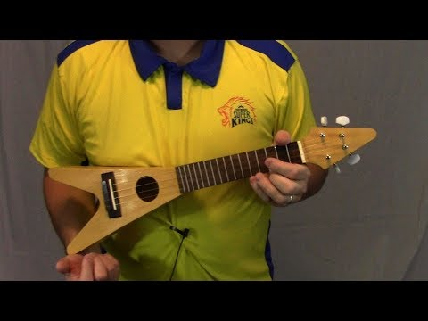Flying V Ukulele