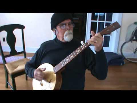 Little Billy Wilson on Wood Top Banjo