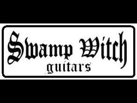 SWAMP WITCH GUITAR MOTORHEAD AND DND