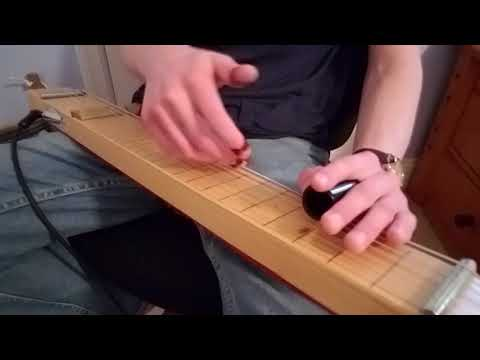 How to Play: Mercury Blues (in the style of David Lindley)