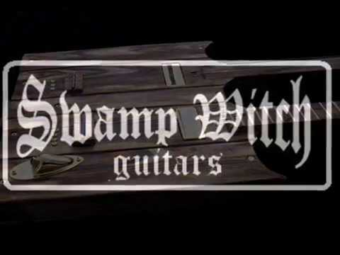TWINISTER SWAMP WITCH GUITAR DOUBLE NECKER