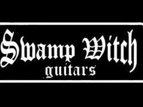 Vagabond swamp witch guitar