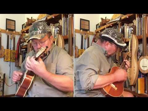 """Wave"" - a Bossa Nova tune -tenor ukulele"
