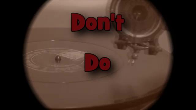 Don't Do That Again by Delbarjo