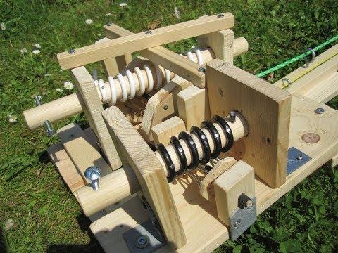 Big homemade worm drive tuners