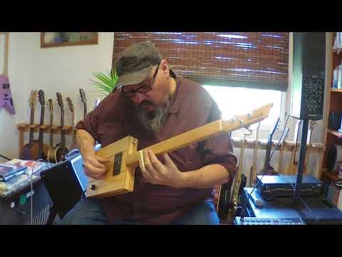 Backslider Guitars Lance Whitecalf