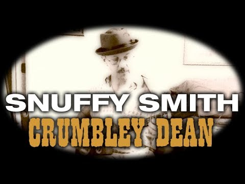 Crumbley Dean by Snuffy Smith