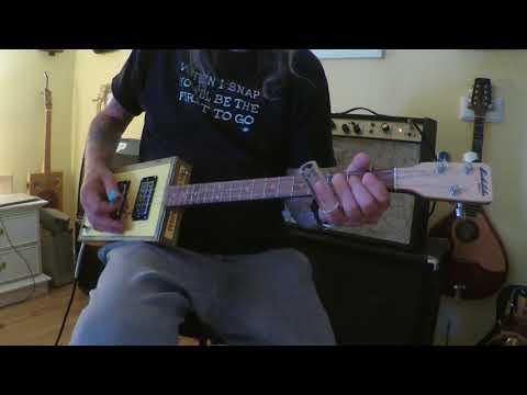 Backslider Guitars Mr Banker
