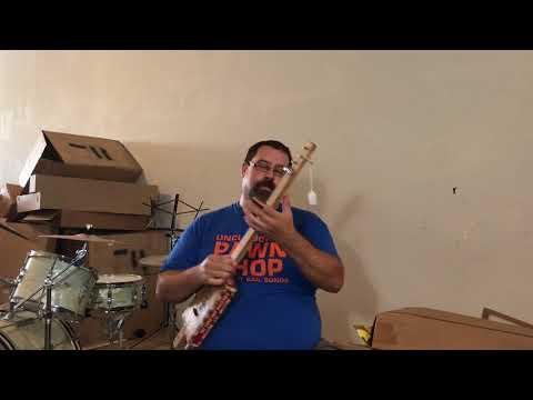 Cigar Box Guitar Basics