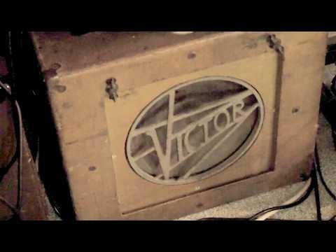 VICTOR CAB W/KUSTOM DEFENDER 5W