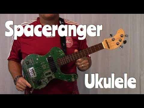 Spaceranger Electric Ukulele