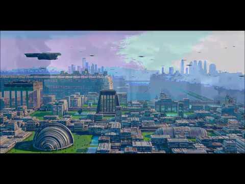 Doom City Future     A. D. Eker  -  C.  Wind  1995- 2018.
