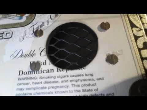 Gutter Guard Sound Hole Cover - Sound Sample 1