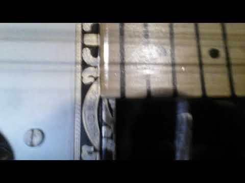 Gutter Guard Sound Hole Cover - Sound Sample 2