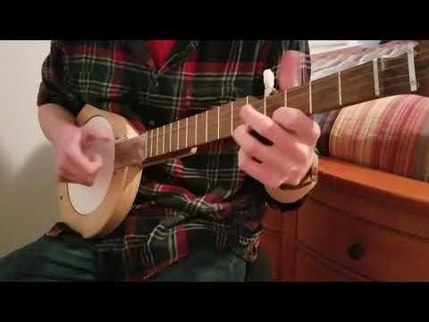 Carver Banjo Kit with a C.Baron Neck (Part 2)