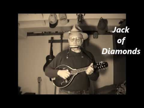 Jack Of Diamonds -Store bought instruments need love too.