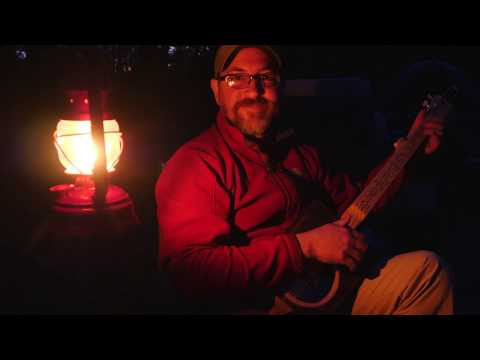 Cigar Box Banjo Around the Campfire.