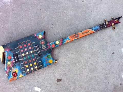 SWAMP WITCH GUITAR ARCADIA 2