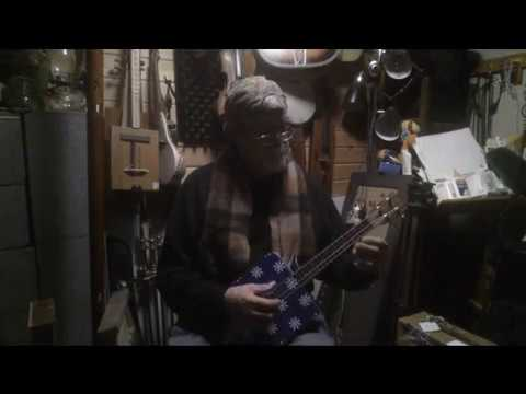 Fur Elise / God Rest Ye Merry Gentlemen on Homemade Ukulele