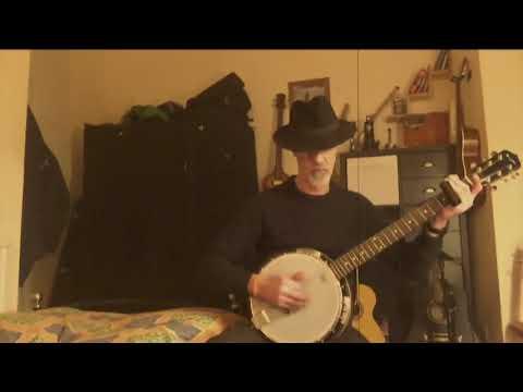A little banjo blues