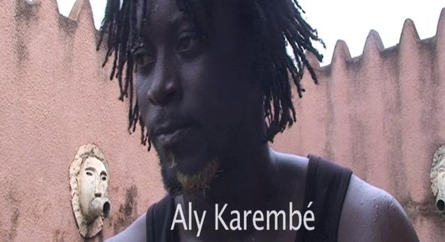 Interview avec Aly Karembé