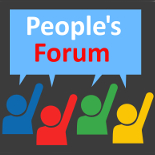 People's Forum Logo