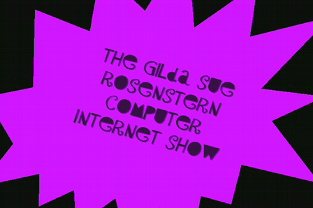 Gilda Sue Rosenstern LIVE! - Shrew! How Healthy Are You?