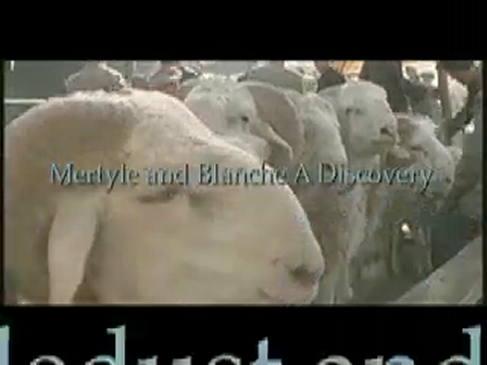 Mertyle and Blanche The Goat Women