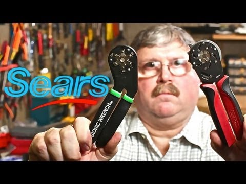 Sears Steals American Inventor Wrench Idea