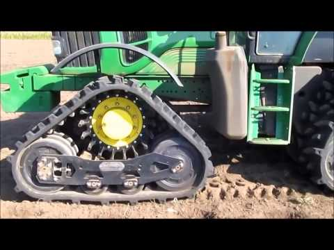 Soucy Tracks Compaction Demo