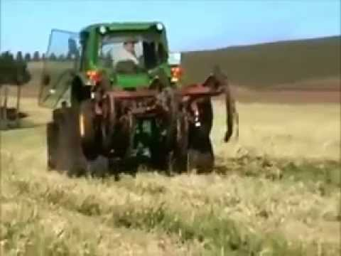 Soucy Tracks vs Tires on John Deere Tractors and Deep Tillage