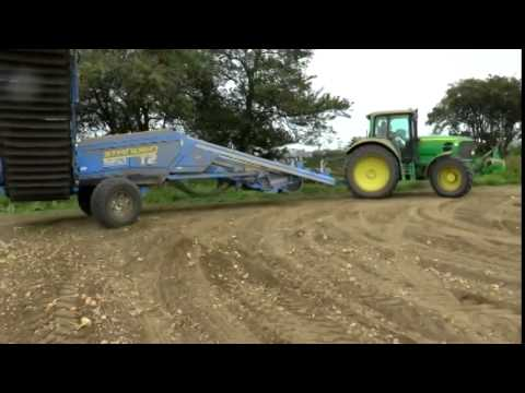 STANDEN T2 Onion Harvester